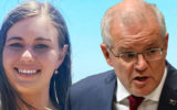 Scott Morrison's chief of staff shared his report on Brittany Higgins