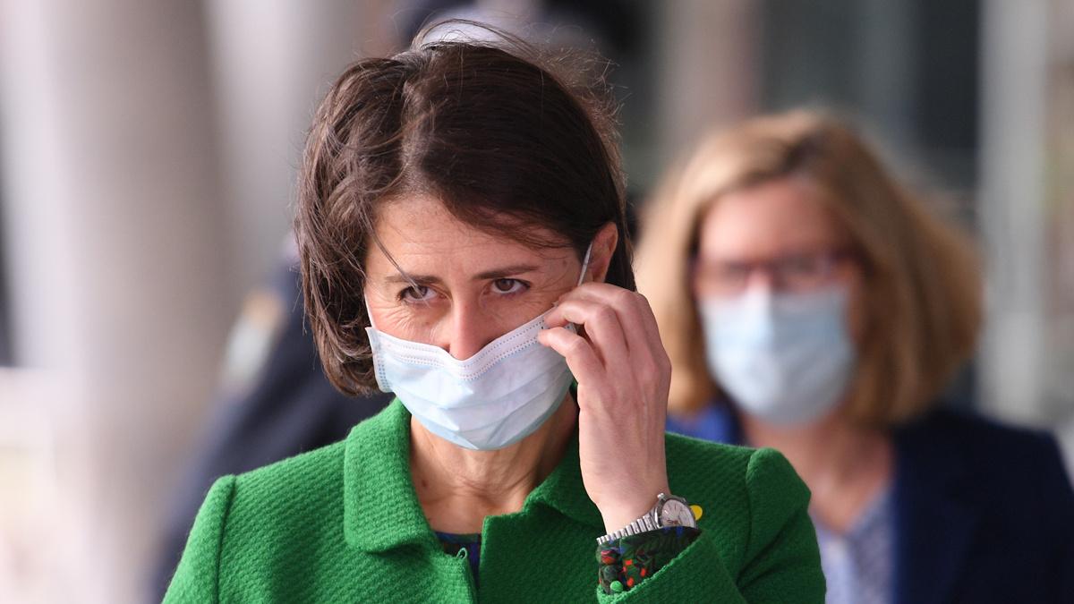 Gladys Berejiklian has not said sorry for her lockdown decisions