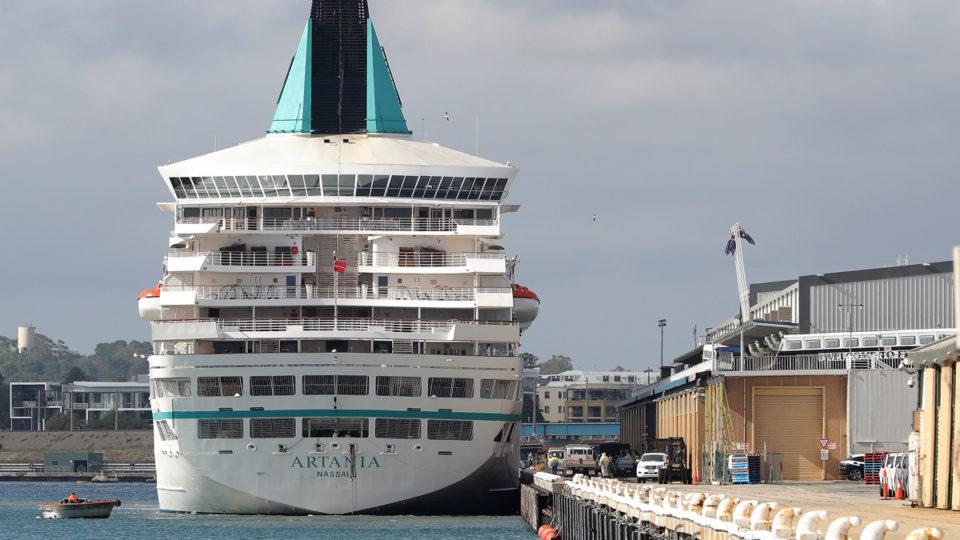 cruise ships coronavirus industry