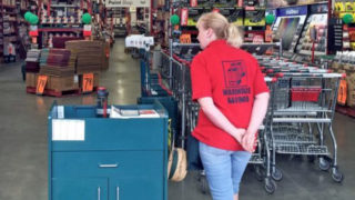 bunnings kmart pay shutdown