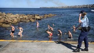 sydney beaches open coronavirus