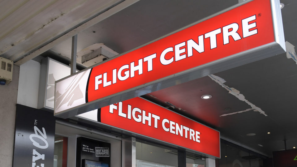 flight centre redundancies