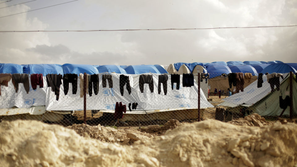 There are fears for the lives of the Australians living in al-Hawl. Photo: AAP