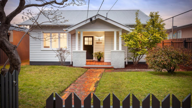 This Preston two-bedder has price hopes of $850,000. <i>Photo: realestateview.com.au</i>