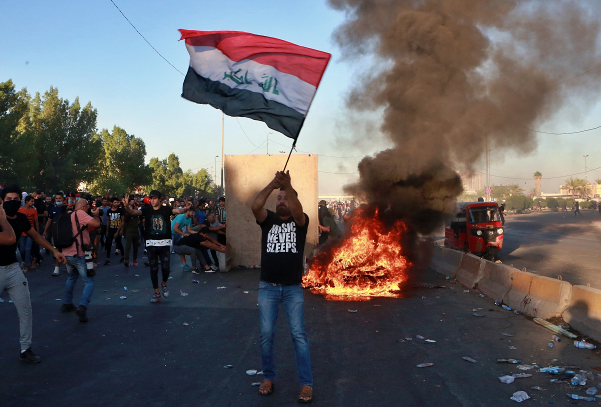 iraq-protests