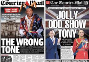 Tony Abbott knighthoods