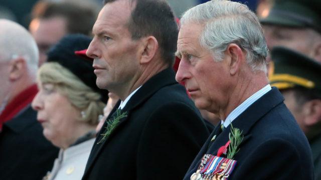 'Unrepentant' Tony Abbott would still like return to knights, dames