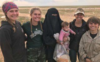 zehra duman return from Syria