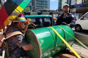 brisbane climate protest