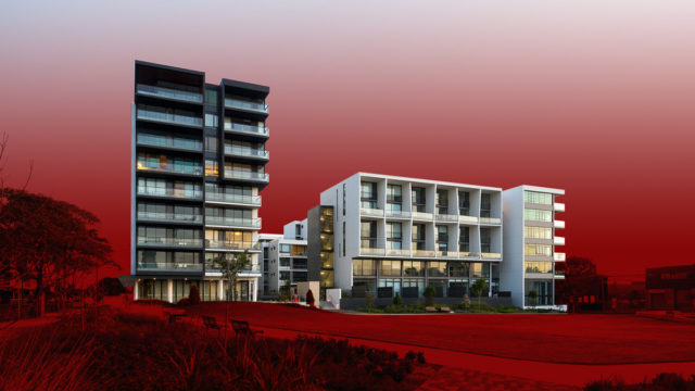 An investigation has found another Sydney apartment block has serious defects.