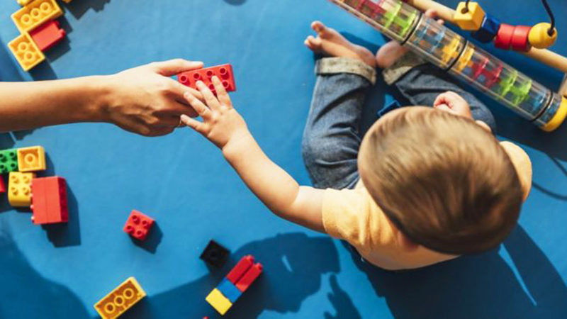 Child care is crucial for women hoping to work.