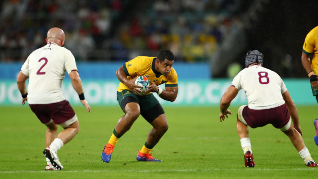 Wallabies: Cheika says 'ball-in-hand' style will stay for England clash