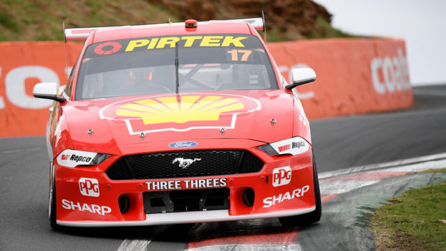 Bathurst 1000: Mustangs keep the old Ford flag flying