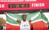 Eliud Kipchoge marathon