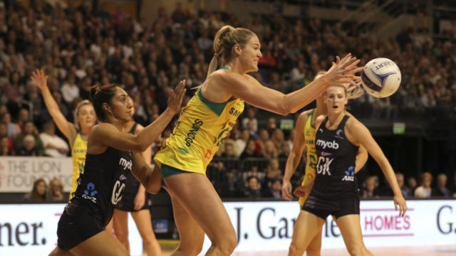 Silver Ferns pip Diamonds in Constellation Cup netball opener