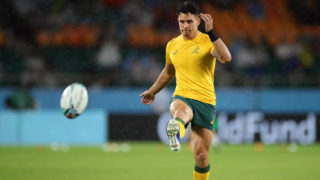 RWC Wallabies' lack of kicking game