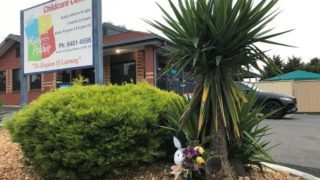 toddler killed childcare