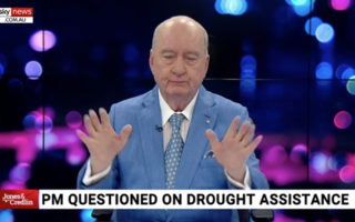alan jones drought tears