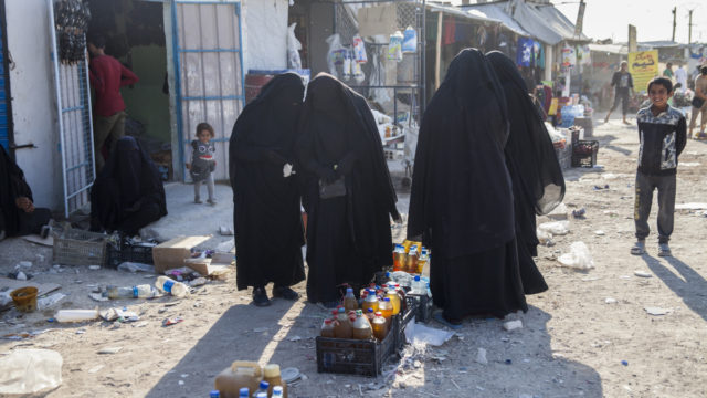 Save The Children appeals for rescue of infants from Syria, leaving behind ISIS brides