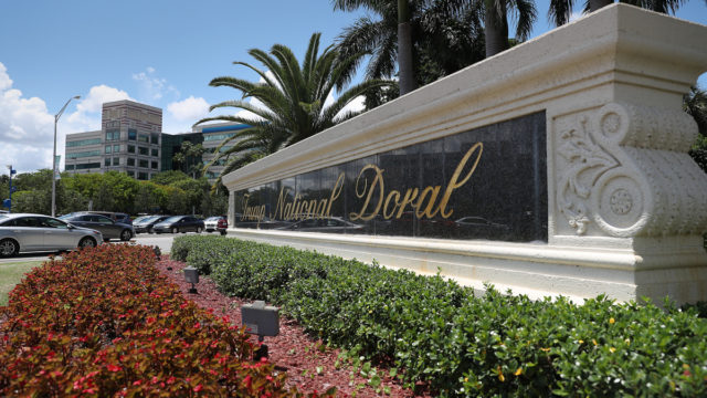 Trump to host 2020 G7 summit at his own resort