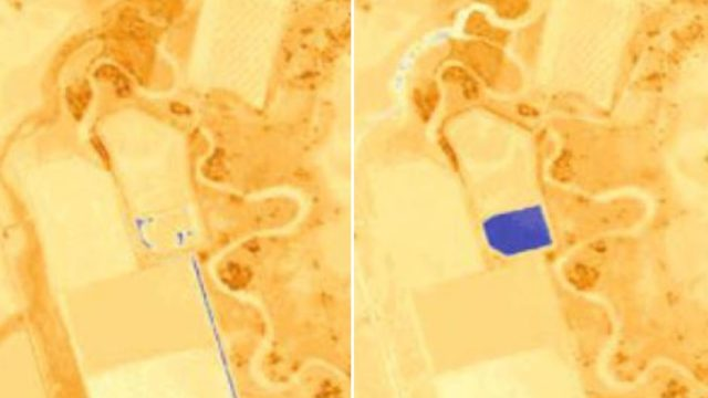 Irrigators slam Murray-Darling Basin Authority for releasing satellite images