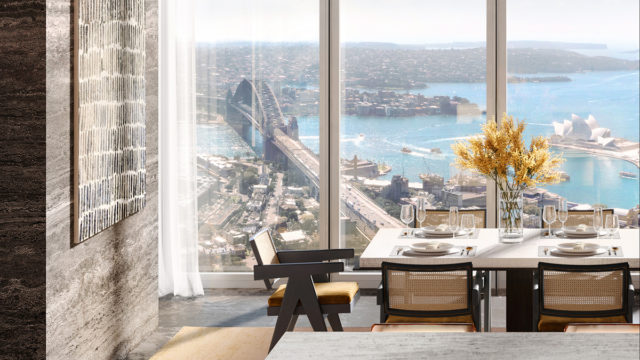 An unbuilt apartment just became Australia's most expensive home