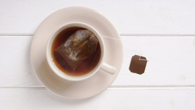 Taste testers sip, savour and rank Australia's favourite tea bag