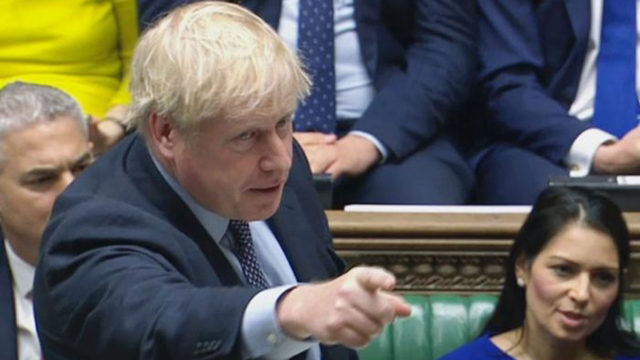Boris Johnson to pull Brexit bill if three-day timetable not approved