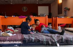 inside the migrant camps of Mexico