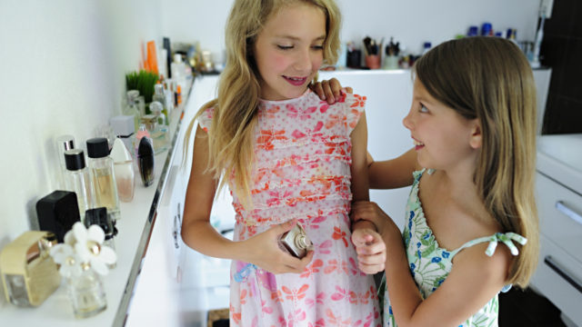 Fragrances are the leading cause of kids' skin allergies, Australian study shows