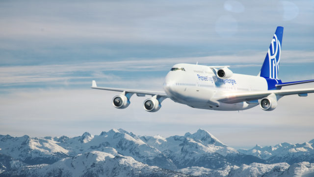 Retired Qantas Boeing 747 finds new life as flying Rolls-Royce testbed
