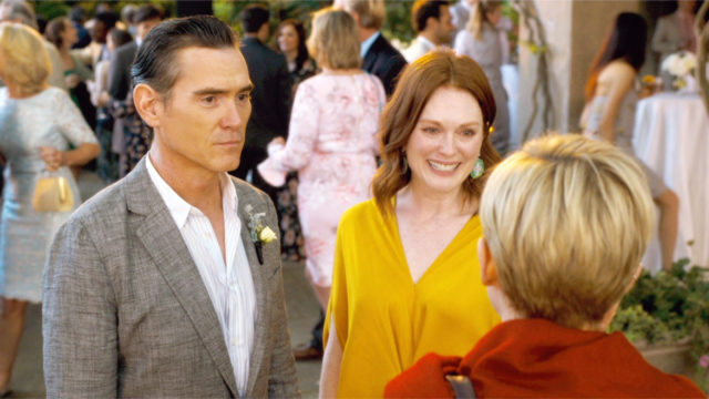 Why Billy Crudup always surrounds himself with strong female actors