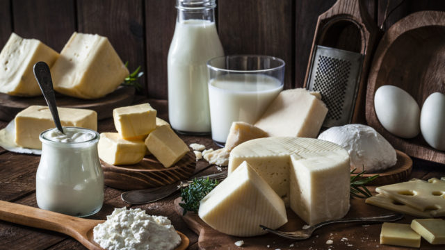 Men who eat lots of dairy products at greater risk of prostate cancer: Study
