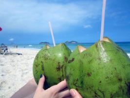 Coconut water health