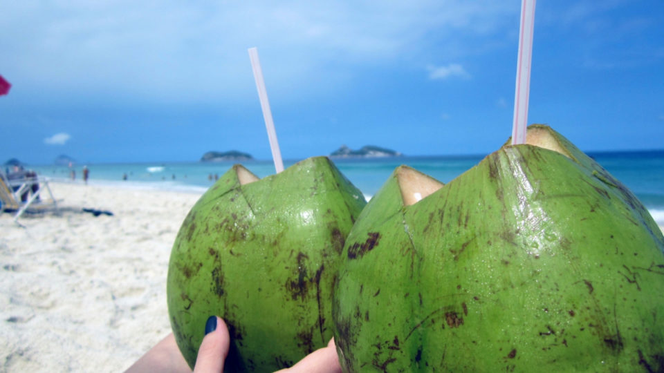 Coconut water health