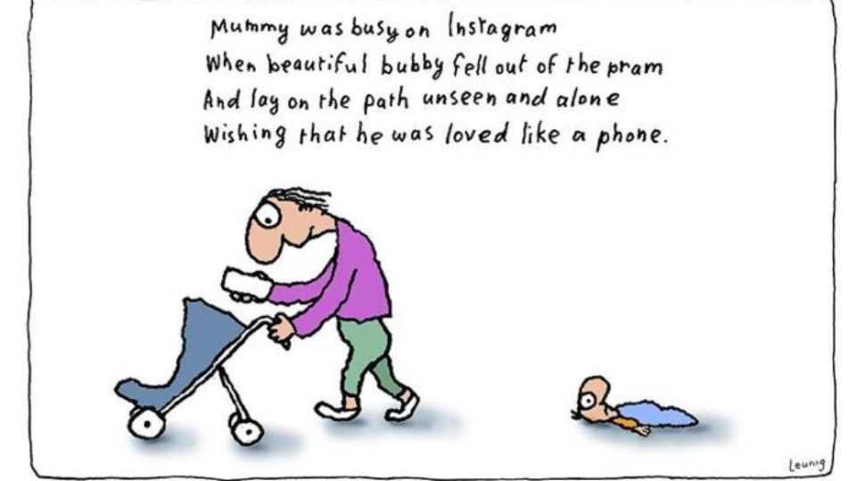 michael leunig cartoon mothers