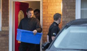 Human trafficking case Britain
