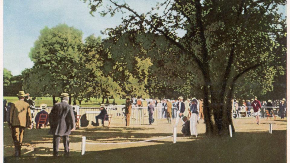 1900 Olympics in Paris