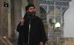 death of abu Bakr al-Baghdadi