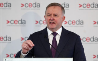 Anthony Albanese promises more protection for workers