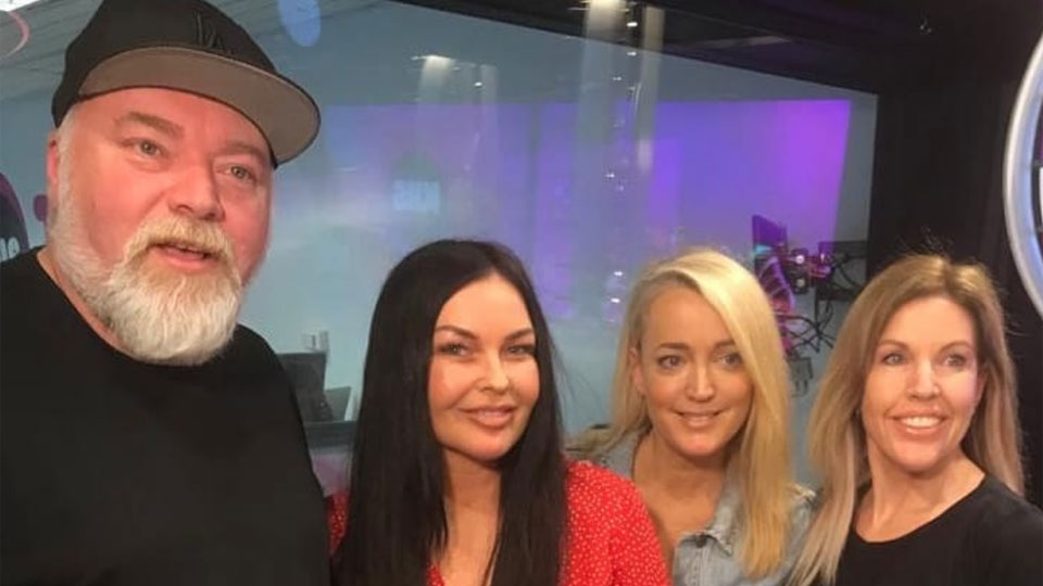 Schapelle Corby Kyle Sandilands Jackie Henderson Mercedes Corby