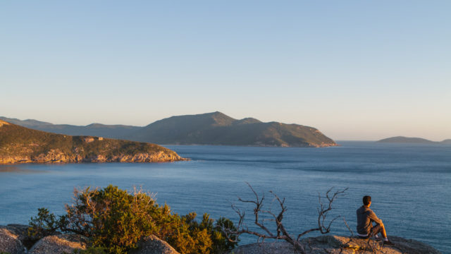 Wilsons Promontory is the jewel in the very decorated crown that is south Gippsland.