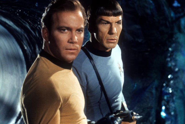 William Shatner Leonard Nimoy