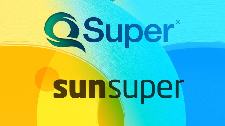 Qsuper and Sunsuper are in partnership talks.