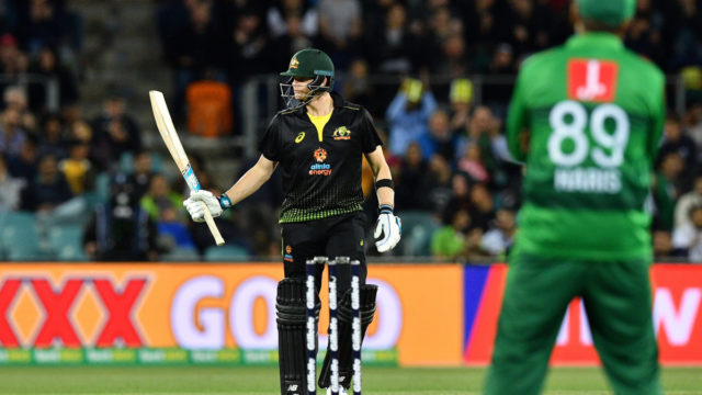 Smith masterclass gifts Aussies T20 win