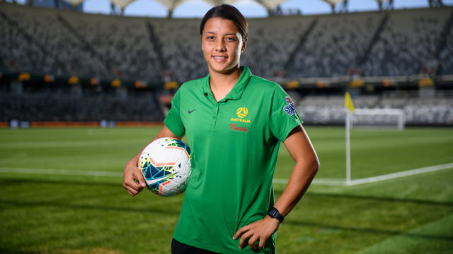 Football: Australia and New Zealand combine for Womens' World Cup bid