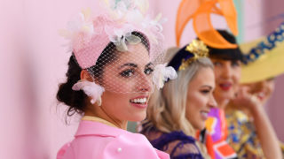 Fashions on the Field Melbourne Cup