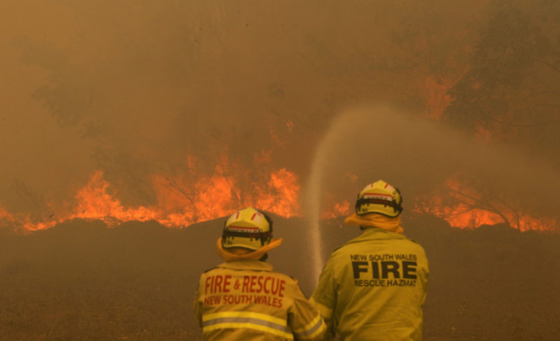 Armed forces may help with bushfires: PM_1