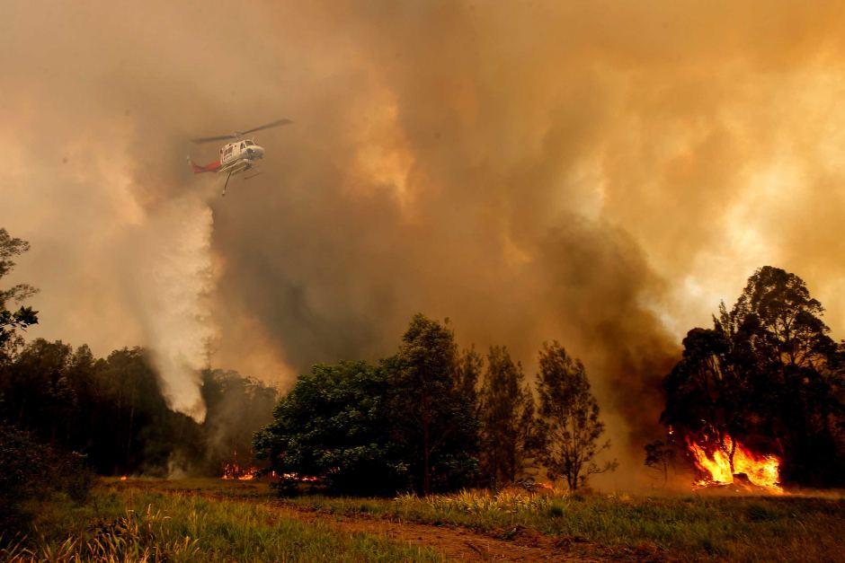 NSW fire