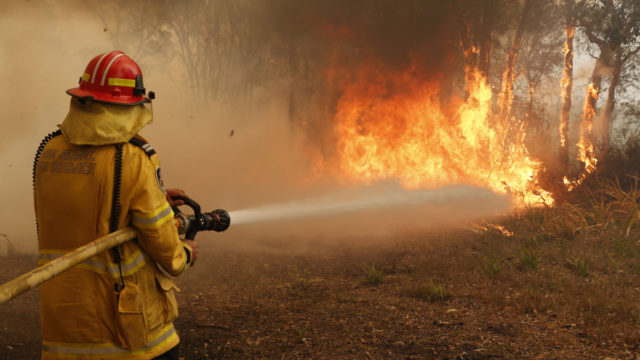 Where there's smoke, there are lies: Bushfires a sign of a catastrophic political reckoning
